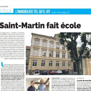 La Semaine St Martin 28.06.2018